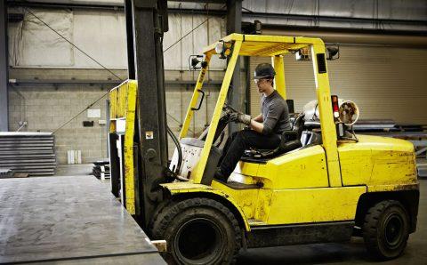 Fork-lift Trucks